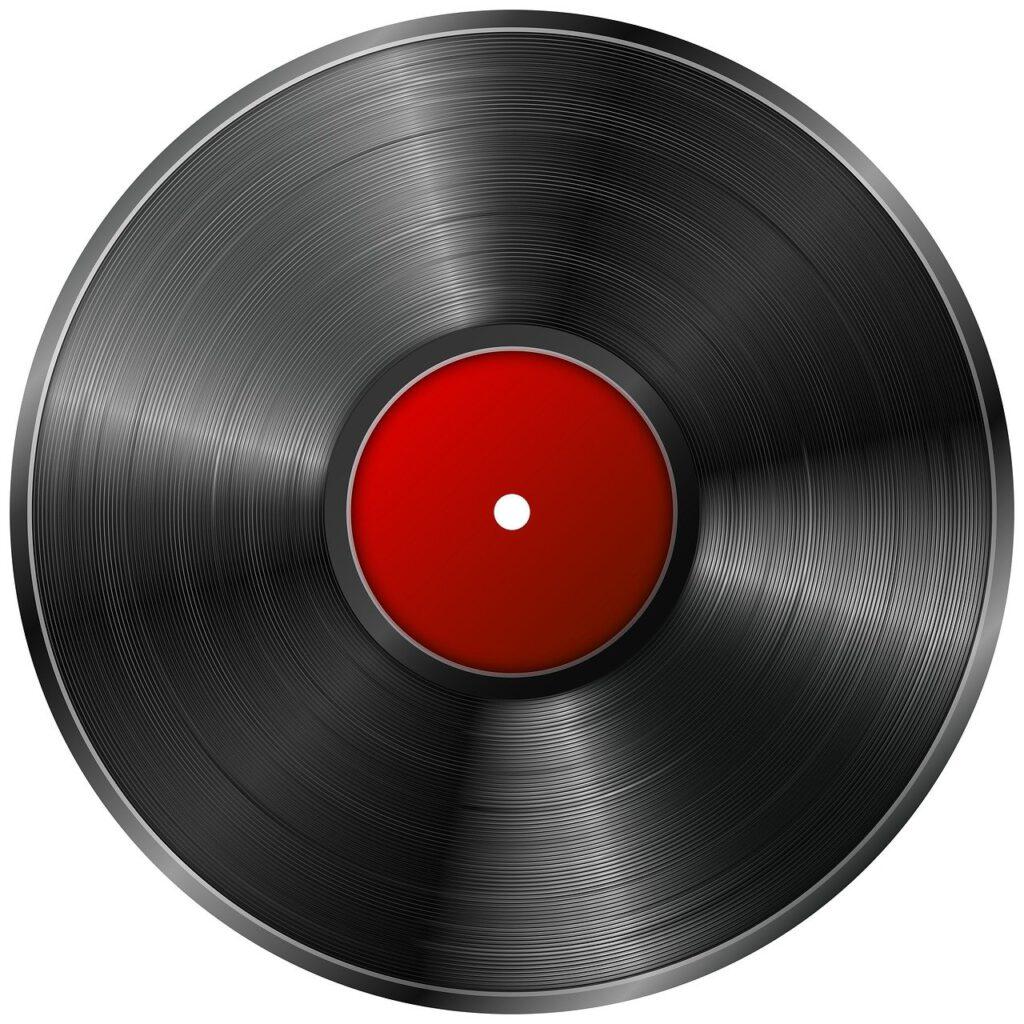phonograph record, vinyl, audio